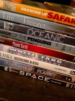 Lot of 9 Educational Preteen DVDs for Sale in Orlando,  FL