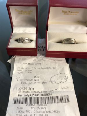 Wedding Rings for Sale in Placentia, CA