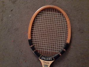 Spalding tennis racket for Sale in Levittown, PA