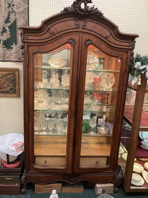 Antique French Louis XVI Cabinet for Sale in Santa Ana, CA