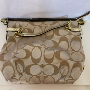 Coach Bag Brooke Signature Sateen F17183 for Sale in Fort Lauderdale, FL
