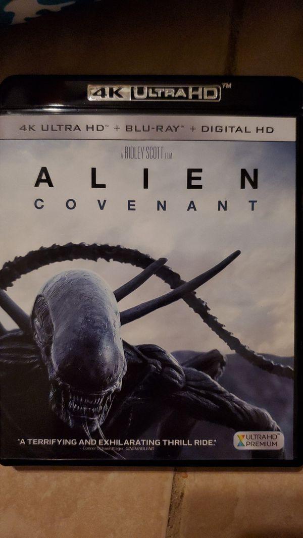 Ralph breaks the internet & ALien covenant4k