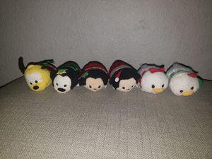Disney Tsum Tsum Christmas Set for Sale in Las Vegas, NV