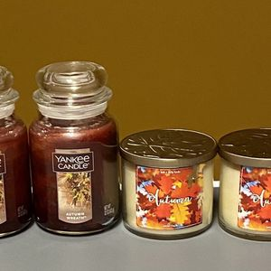 Autumn Candles for Sale in Billerica, MA
