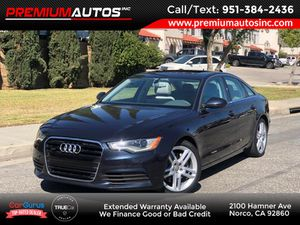 2015 Audi A6 for Sale in Norco, CA