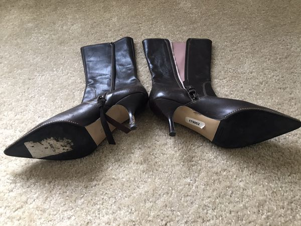 Vintage Coach Shoes Made in Italy! 100% Leather!