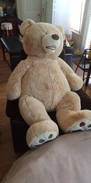 53in plush teddy bear for Sale in Cypress, TX