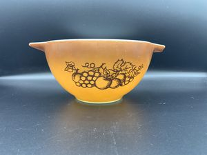 Vintage 'Old Orchard' Pyrex Bowl Set for Sale in Portland, OR