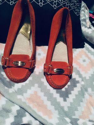 **Michael Kors Size 7 Orange Suede Flats!** for Sale in Greenwood Village, CO