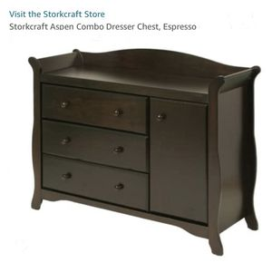 Stork craft Combo Dresser Chest Combo for Sale in Hacienda Heights, CA