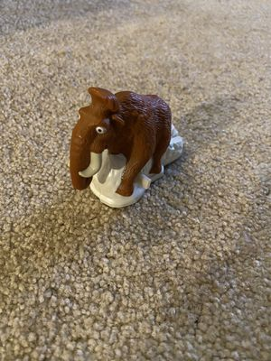 Ice Age Climb N Slide Burger King vintage toy rare collectible 2002 and for Sale in Buena Park, CA