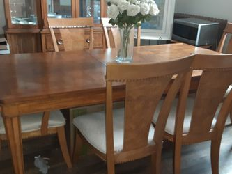 8 Piece Formal DINING ROOM SET for Sale in Coal Center,  PA