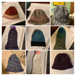 Knitted Hats Many Colors for Sale in Frederick, MD