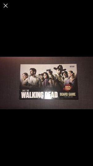 The Walking Dead Board Game for Sale in Houston, TX