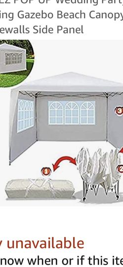 Pop Up Tent - Great Conditon for Sale in Battle Ground,  WA