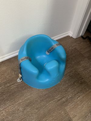 Bumbo seat blue for boys or girls for Sale in Cerritos, CA