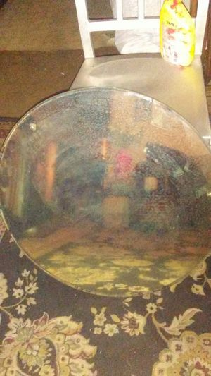Antique round mirror for Sale in Waterloo, SC