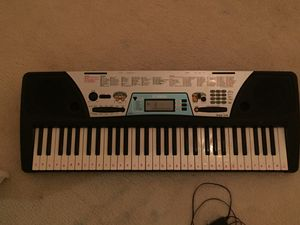 YAMAHA keyboard for Sale in Bristow, VA