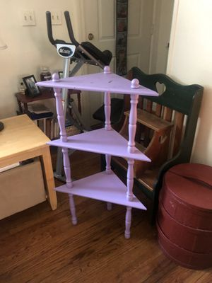 Corner shelf for Sale in Wolcott, CT