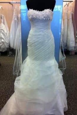 David's Bridal Wedding Dress New With Tags for Sale in Mobile, AL