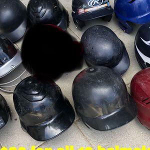 Baseball helmets Easton Rawlings equipment gloves bats for Sale in Los Angeles, CA