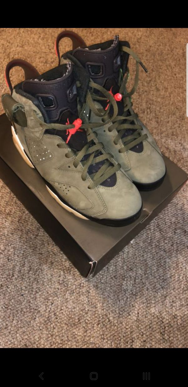 Jordan size 11