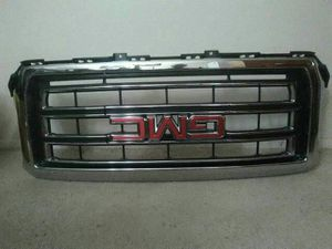 New 2014/15 GMC Sierra Truck Chrome Grille Part # 22757217 for Sale in Fall River, MA
