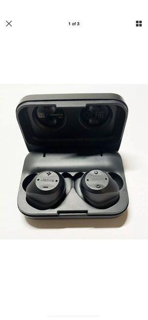 Jabra 100-98600001-02 Elite Sport True Wireless Earbud Headphones, Black $40 firm for Sale in Irvine, CA