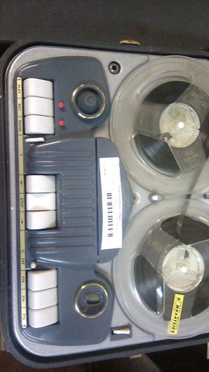 Norelco reel to reel for Sale in Owego, NY
