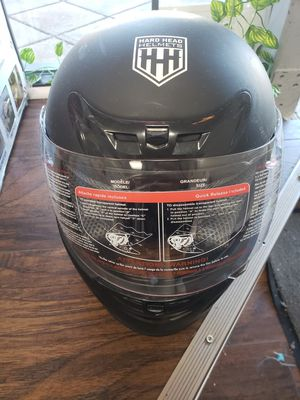 HH Black Matte Motorcycle Helmet for Sale in Stone Mountain, GA