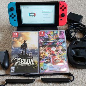 Nintendo Switch Bundle for Sale in Lynnwood, WA