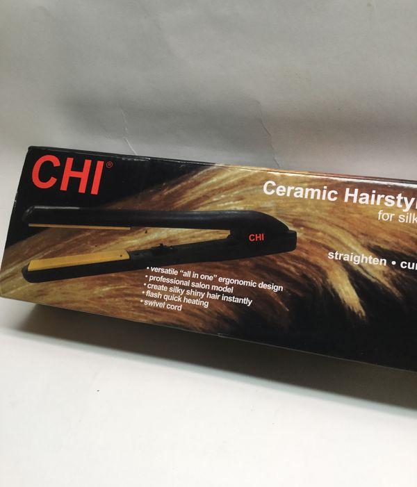 Hair iron plancha de. Cabello
