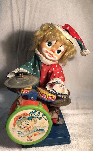 Son ai toys Mambo drum clown girl SA140 guc for Sale in Dallas, TX