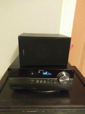 SONY HCD MX500i for Sale in Mesquite, TX