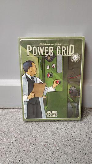 Power grid board game for Sale in La Grange Park, IL