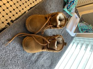 Toddler size 9 ugg boots for Sale in East Providence, RI