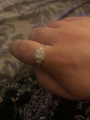 Diamond ring size12 for Sale in San Jose, CA