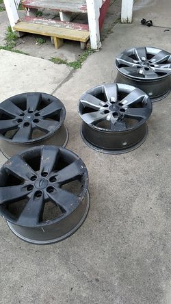 20 inch ford factory rims for Sale in San Antonio,  TX