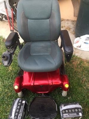 Electric battery wheelchair for Sale in Mission Viejo, CA