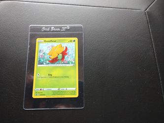 General Mills Holo Gossifleur Rarer Of The 5 In The Set. $6. for Sale in Redmond,  WA