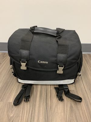 CANON CAMERA BAG for Sale in Santa Ana, CA