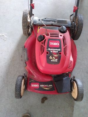 Toro lawn mower for Sale in Avocado Heights, CA