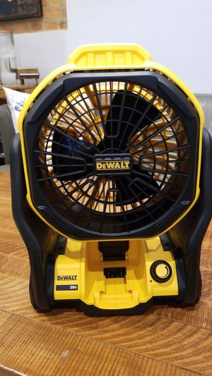 "New DeWalt 11"" Corded/Cordless Jobsite Fan (Tool Only) no box for Sale in Washington, DC"