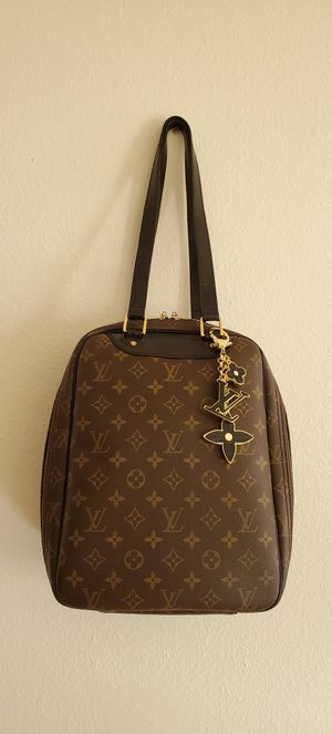 Louis Vuitton Bag Excursion Monogram Luggage Travel for Sale in Los Angeles, CA