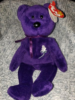 Beanie Baby Princess for Sale in Southgate, MI
