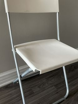 IKEA Folding Chair x3 for Sale in Los Angeles,  CA