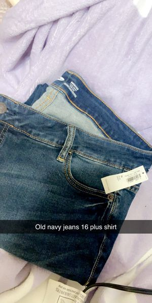 BRAND NEW JEANS !! $6 EACH for Sale in Lombard, IL