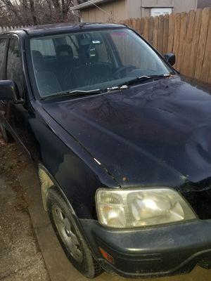 2001 Honda CRV for Sale in Topeka, KS
