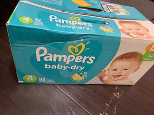pampers for Sale in Fontana, CA