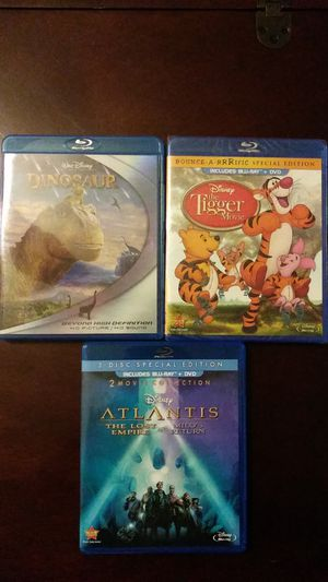 Disney Movies for Monique for Sale in Anaheim, CA